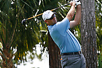 PALM BEACH GARDENS, FL. - Stewart Cink during Round Three play at the 2009 Honda Classic - PGA National Resort and Spa in Palm Beach Gardens, FL. on March 7, 2009.