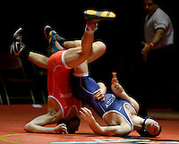 The 5th annual NY/NJ Pinning Down Autism All State Duel charity event:  New York vs New Jersey wrestling at Bergen Catholic HS, Oradell, NJ, Saturday, March 14, 2015.  Team New York outdueled team New Jersey 38 - 17.