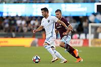 SAN JOSE, CA - JULY 27: Vako during a Major League Soccer (MLS) match between the San Jose Earthquakes and the Colorado Rapids on July 27, 2019 at Avaya Stadium in San Jose, California.