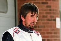 1997 British Touring Car Championship media day. #4 David Leslie (GBR). Vodafone Nissan Racing. Nissan Primera.