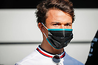 4th September 2021: Circuit Zandvoort, Zandvoort, Netherlands;  DE VRIES Nyck ned, Reserve Driver of Mercedes AMG F1 GP during the Formula 1 Heineken Dutch Grand Prix  qualifying