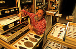 Peopling the Americas, Smithsonian tool collection, Dennis Stanford, Washington DC