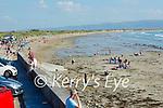 Large crowds on Ballyheigue beach on Sunday