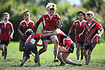 """Tasman Rugby League """"Simon Mannering Cup"""" competition. Garin Park, Richmond, Nelson, New Zealand. Tuesday 20 September 2017. ©Copyright Photo: Chris Symes/www.shuttersport.co.nz"""