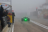 Valencia F1 tests