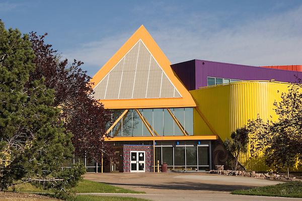 Denver Children's Museum, Denver, Colorado, USA John offers private photo tours of Denver, Boulder and Rocky Mountain National Park.
