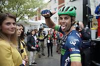 Happy face! <br /> Michael Matthews (AUS/Orica-BikeExchange) wins<br /> stage 10 of the 2016 Tour de France