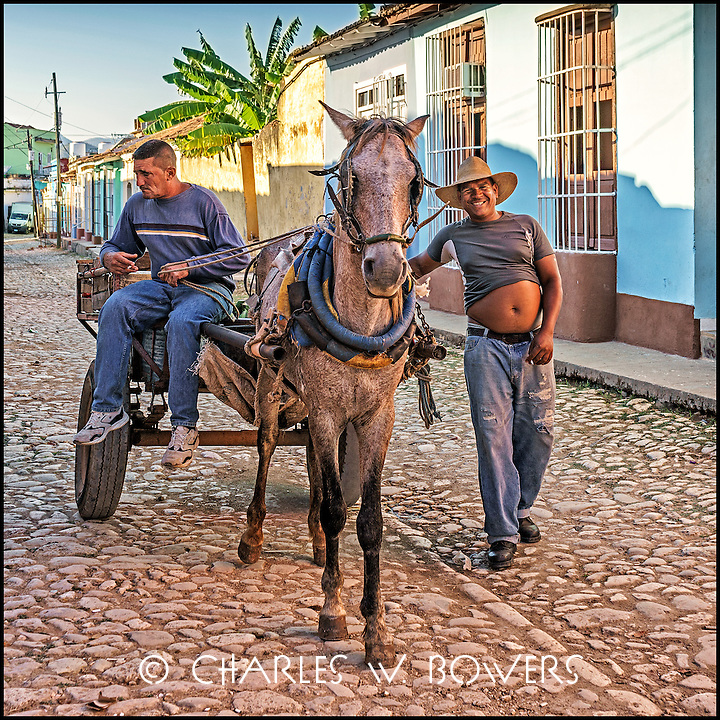 Faces Of Cuba - headed for the 500 year celebration as a city. <br /> <br /> - Limited edition of 50 prints.