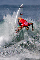 HUNTINGTON BEACH, California - July 2013: The 2013 US Open of Surfing.