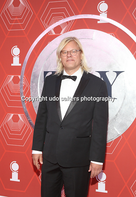 Fitz Patton  attends the 74th Tony Awards-Broadway's Back! arrivals at the Winter Garden Theatre in New York, NY, on September 26, 2021. (Photo by Udo Salters/Sipa USA)