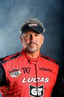 Mar. 21, 2014; Chandler, AZ, USA; LOORRS pro 4 driver Carl Renezeder poses for a portrait prior to round one at Wild Horse Motorsports Park. Mandatory Credit: Mark J. Rebilas-USA TODAY Sports