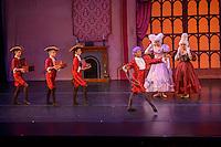 Cinderella by Missouri Ballet Theatre shown in Edison Theater at Washington University in St. Louis, MO on June 1, 2012.