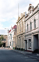 Fremantle: Looking down Mouat St. from High St. Photo '82.