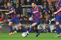 Lionel Messi <br /> <br /> 18/12/2019 <br /> Barcelona - Real Madrid<br /> Calcio La Liga 2019/2020 <br /> Photo Paco Largo Panoramic/insidefoto <br /> ITALY ONLY