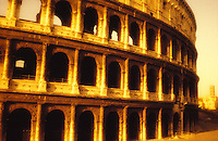 Italy,Rome, The Colosseum