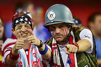 Atlanta, GA - Sunday Sept. 18, 2016: Fans during a international friendly match between United States (USA) and Netherlands (NED) at Georgia Dome.