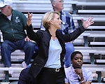 Tulane Women's basketball defeats Nicholls State 84-65 in the first round of the Tulane/DoubleTree Classic at Fogelman Arena.