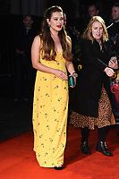 """Katherine Langford<br /> arriving for the """"Knives Out"""" screening as part of the London Film Festival 2019 at the Odeon Leicester Square, London<br /> <br /> ©Ash Knotek  D3524 08/10/2019"""