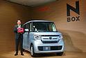 Honda Motor presents new version of N-BOX vehicle for Japan