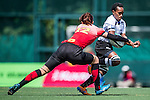 Fiji vs China during the Day 2 of the IRB Women's Sevens Qualifier 2014 at the Skek Kip Mei Stadium on September 13, 2014 in Hong Kong, China. Photo by Aitor Alcalde / Power Sport Images vs South Africa during the Day 2 of the IRB Women's Sevens Qualifier 2014 at the Skek Kip Mei Stadium on September 13, 2014 in Hong Kong, China. Photo by Aitor Alcalde / Power Sport Images