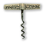 Unusual corkscrews used for wine openers