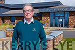 John Fleming President of Waterville Golf Club on his return to Golf after the Lockdown.