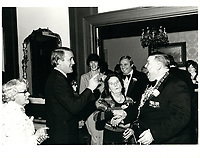 Brian Mulroney le 16 mars 1980.<br /> <br /> PHOTO : agence quebec presse