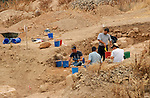 Paphos, Pafos, Archaeologists, Cyprus, Zypern.