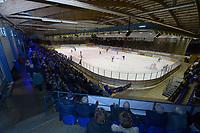 IJSHOCKEY: HEERENVEEN: IJsstadion Thialf, 17-11-2018: UNIS Flyers - Hijs Hokij Den Haag, overzicht IJshockeystadion, ©foto Martin de Jong