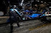 #10 Konica Minolta Acura ARX-05 Acura DPi, DPi: Pit Stop, Alexander Rossi, Filipe Albuquerque, Ricky Taylor