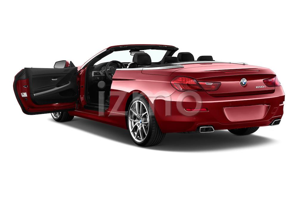 2014 BMW 6 Series Convertible 3A