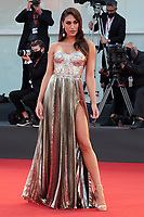 VENICE, ITALY - SEPTEMBER 04: Cecilia Rodriguez walks the red carpet ahead of the movie Padrenostro at the 77th Venice Film Festival at on September 04, 2020 in Venice, Italy. PUBLICATIONxNOTxINxUSA Copyright: xAnnalisaxFlori/MediaPunchx <br /> ITALY ONLY