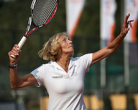 Etten-Leur, The Netherlands, August 23, 2016,  TC Etten, NVK, Anneke Jelsma-de Jong<br /> Photo: Tennisimages/Henk Koster