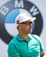 Mikko Korhonen (Finland) during Practice Day at BMW PGA Championship Wentworth Golf at Wentworth Drive, Virginia Water, England on 22 May 2018. Photo by Andy Rowland.