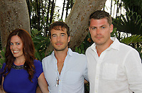 Melissa Archer, Ryan Carnes, Jeff Branson -  Actors from Y&R, General Hospital and Days donated their time to Southwest Florida 16th Annual SOAPFEST - a celebrity weekend May 22 thru May 25, 2015 benefitting the Arts for Kids and children with special needs and ITC - Island Theatre Co. as it presented A Night of Stars on May 23 , 2015 at Bistro Soleil, Marco Island, Florida. (Photos by Sue Coflin/Max Photos)