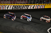 Monster Energy NASCAR Cup Series<br /> Coca-Cola 600<br /> Charlotte Motor Speedway, Concord, NC USA<br /> Sunday 28 May 2017<br /> Denny Hamlin, Joe Gibbs Racing, FedEx Office Toyota Camry, Kyle Busch, Joe Gibbs Racing, M&M's Red, White & Blue Toyota Camry, Matt Kenseth, Joe Gibbs Racing, Circle K Toyota Camry<br /> World Copyright: John K Harrelson<br /> LAT Images<br /> ref: Digital Image 17CLT2jh_04943