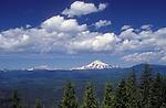 Mount Jefferson and Deschutes National Forest; .Cascade Mountains, Oregon. .#2365-0313