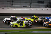 2017 Camping World Truck - NextEra Energy Resources 250<br /> Daytona International Speedway, Daytona Beach, FL USA<br /> Friday 24 February 2017<br /> Ben Rhodes and Grant Enfinger<br /> World Copyright: Barry Cantrell/LAT Images<br /> ref: Digital Image 17DAY2bc2180