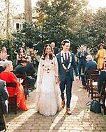 Meena & Brett Wedding