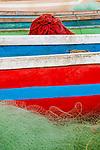 Fishing boats, Goa, India