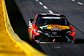 Monster Energy NASCAR Cup Series<br /> Coca-Cola 600<br /> Charlotte Motor Speedway, Concord, NC USA<br /> Sunday 28 May 2017<br /> Martin Truex Jr, Furniture Row Racing, Bass Pro Shops/TRACKER BOATS Toyota Camry<br /> World Copyright: Lesley Ann Miller<br /> LAT Images