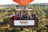 20120612 June 12 Hot Air Balloon Cairns
