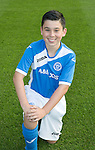 St Johnstone Academy Under 13's…2016-17<br />Gavin Hamilton<br />Picture by Graeme Hart.<br />Copyright Perthshire Picture Agency<br />Tel: 01738 623350  Mobile: 07990 594431