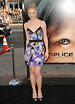 Kate Lang Johnson at the Warner Bros Pictures' L.A. Premiere of SPLICE held at The Grauman's Chinese Theatre in Hollywood, California on June 02,2010                                                                               © 2010 Debbie VanStory / Hollywood Press Agency