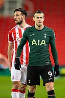 23rd December 2020; Bet365 Stadium, Stoke, Staffordshire, England; English Football League Cup Football, Carabao Cup, Stoke City versus Tottenham Hotspur; Gareth Bale of Tottenham Hotspur