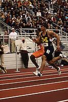 2009 NCAA Indoor Track & Field Championships Michigan Late