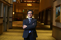 Feb. 27, 2020. Anaheim. CA. |Dr. Ken Chang. UCI. | Photos by Jamie Scott Lytle. Copyright.