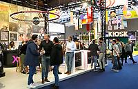 Nederland - Amsterdam - Januari 2019.  HORECAVA beurs in de RAI. Beursstand. Foto Berlinda van Dam / Hollandse Hoogte