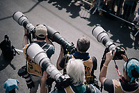 finish line photographers<br /> <br /> 104th Tour de France 2017<br /> Stage 7 - Troyes › Nuits-Saint-Georges (214km)