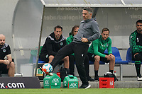 Trainer Jan Zimmermann (Hannover 96)<br /> <br /> - 28.08.2021 Fussball 2. Bundesliga, Saison 21/22, SV Darmstadt 98 vs Hannover 96, Stadion am Boellenfalltor, emonline, emspor, <br /> <br /> Foto: Marc Schueler/Sportpics.de<br /> Nur für journalistische Zwecke. Only for editorial use. (DFL/DFB REGULATIONS PROHIBIT ANY USE OF PHOTOGRAPHS as IMAGE SEQUENCES and/or QUASI-VIDEO)
